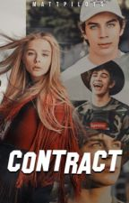 CONTRACT × hayes grier by mattpilots