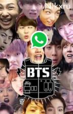 BTS whatsapp 💬 by Nikxru