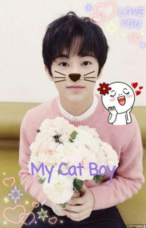 My Cat Boy | 마크 엔씨티 by DoKyungMi