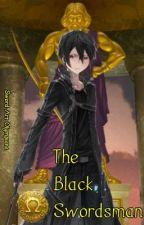 The Heroes of Olympus: The Black Swordsman by MystoganSeven