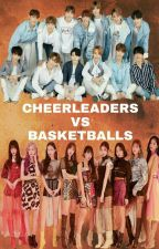 Cheerleaders vs Basketballs »svtwice« by mintzu_8888