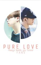PURE LOVE (fans) ↔ BINHWAN by BYAABIN
