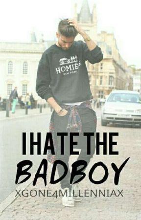 I Hate The Bad Boy  by Xgone4millenniaX
