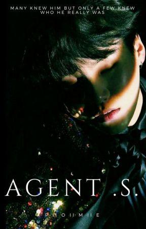 Agent S by pumpkinofmyeye