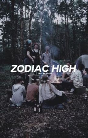 Zodiac Highschool  by walkerbaiit