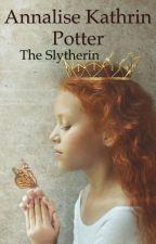 Annalise Kathrin Potter the Slytherin by Jess_isCrazy
