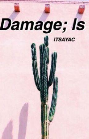 Damage//Larry by ITSAYSAC
