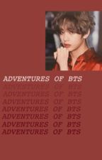 Adventures of BTS〠 by shupamaket_