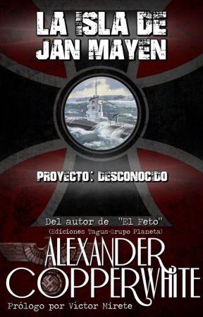 La isla de Jan Mayen: Proyecto... Desconocido by AlexanderCopperwhite