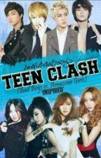 Teen Clash:Girls Vs Boys by PenguinWriter21