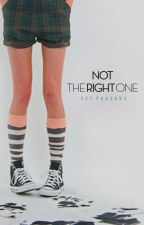 Not The Right One (fanfic n.h) by EffParsons