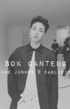 sok ganteng [koo junhoe]✨ by cablue12