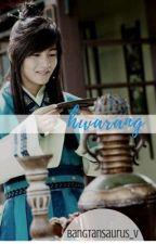 Hwarang (Hansung/V) by BANGTANOSAURUS_V