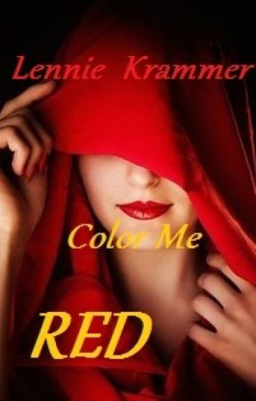 Color Me RED by lenniekrammer