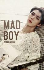 mad boy 💢 sebaek by sehownmey