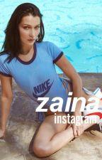 ZAINA «Instagram/magcon» by midnightshadoww