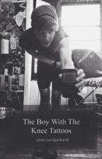 The Boy With The Knee Tattoos - Patty Walters by crownthegaskarth