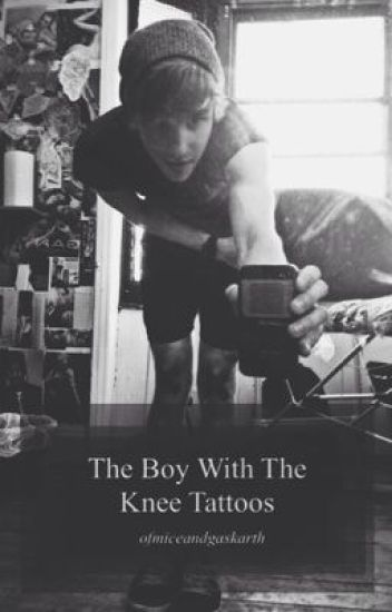 The Boy With The Knee Tattoos - Patty Walters