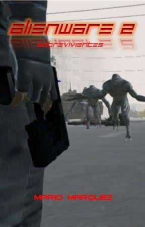 Alienware 2 Sobrevivientes by MARIOMARQUEZ4321