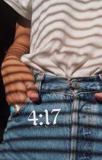 4:17.  ( miniminter ) by aphroditeis