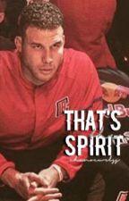 That's the Spirit /Blake Griffin  by chanocurlss
