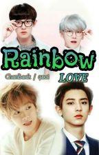 Rainbow Love // ChanBaek (Yaoi) by Dollyjulli6104