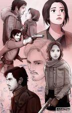 Rogue One: Jyn & Cassian One-Shots by Ultravi3