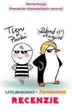 Utleniono-Pingwinowe recenzje KOLEJKA ZAMKNIĘTA by TlenWPaski