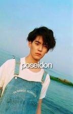Poseidon ; jeon + tae by fuzsballs