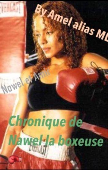 Chronique de Nawel la boxeuse: coup de foudre🥊 {Correction}