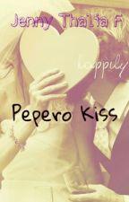 Pepero Kiss by JennyThaliaF