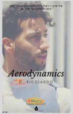 Aerodynamics - {Daniel Ricciardo} by DannyRicc17