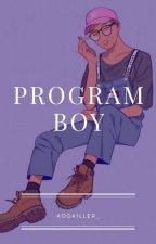 program boy. | jikook by kookiller_