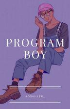 program boy ㅡ [jikook] by kookiller_