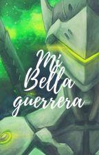 (Genji y tu) Mi bella guerrera. [Overwatch] by RubyWolffxxx