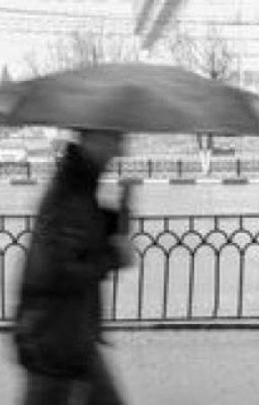With the Black Umbrella {Deacury} by JRMercury