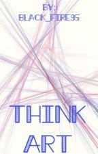 Think Art -- Art Book by Finolam1