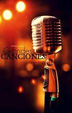 Grandes Canciones by AnthonyTesla
