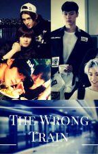 The Wrong Train (Taeten) by diamondapple97