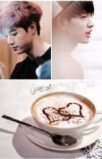 Coffee Love // markjin by Akina_fr