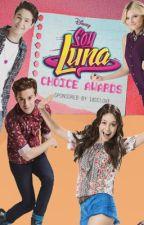 ®2016 Soy Luna's Choice Awards by 18sclove