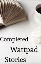 Completed Wattpad Stories by softball1fan