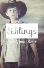Siblings (Carl Grimes Sister) by bbffhjnnfdx