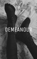 demeanour | k.j by hzkixa