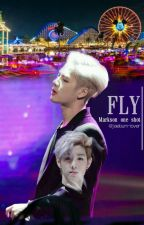 FLY    oneshot    Markson  by Jaebum-Lover