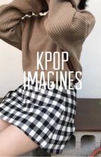 Kpop Imagines by kpopdramallama