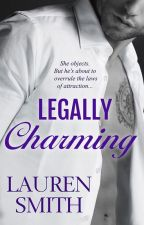 Legally Charming by LaurenSmithAuthor