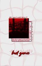 Nikki/Roman~ Bad Games  by SlayingBella