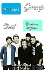 Group Chat | One Direction  by HazzaBo91