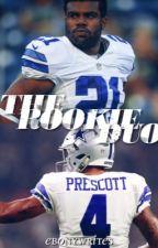 The Rookie Duo. | Dak Prescott and Ezekiel Elliott by ebonywrites
